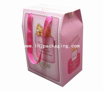 Paper Bag Luxury Box Gift